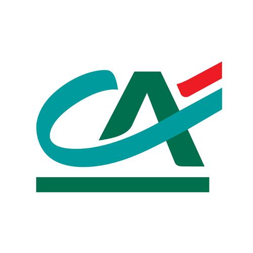 Logo Credit Agricole - Victoir